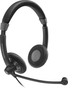 Microcasque Sennheiser SC 75 3,5mm RCA