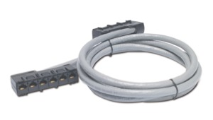 Datový kabel APC Cat5e 3,3m