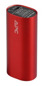 APC Mobile Powerbank 3000mAh Red