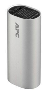 APC Mobile Power Pack 3000mAh Silver