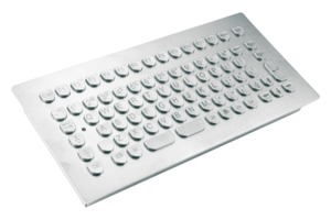 Gett TKV-084-MODUL Metal Panel Keyboard