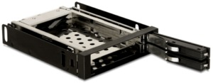 Châssis interchangeable 2x SATA Delock