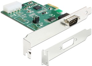 DeLock 1x Serial PCIe Interface