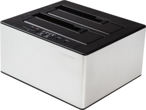 Freecom Hard Drive Dock Duplicator