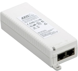 AXIS T8120 PoE Midspan 1 Port 15 Watt