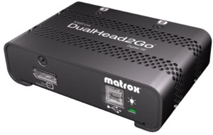 Matrox DualHead2Go Series Multi-Display Controller