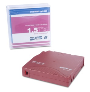 Lenovo LTO Ultrium 5 Cartridges 5-pack