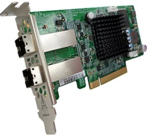 QNAP SAS-12G2E-U SAS Expansion Card