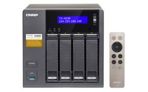 QNAP TS-453A-4G 4 GB 4-Bay NAS