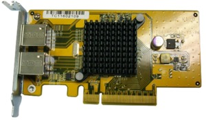 QNAP 1-GbE Dual-Port Network Card