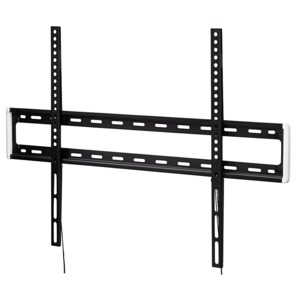 Hama FIX TV Wall Bracket, Black