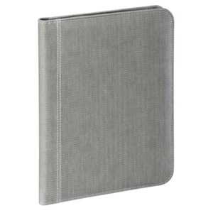 Hama A5 Hannover Writing Case Light Grey