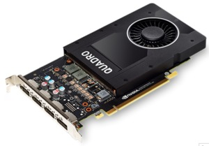 PNY NVIDIA Quadro P2000 Video Card