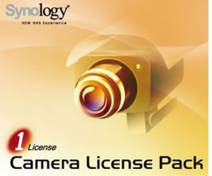Synology NAS Camera Licence 1-pack