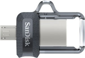USB stick SanDisk Ultra Dual Drive 256GB