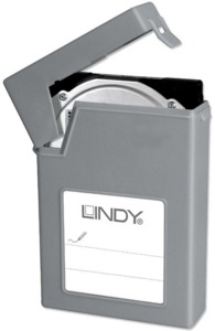 "LINDY 8.9cm/3.5"" HDD Storage Case"