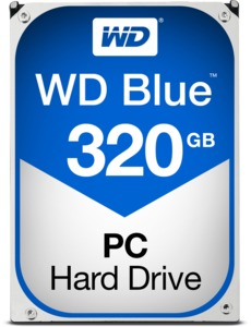 WD Blue 320GB HDD
