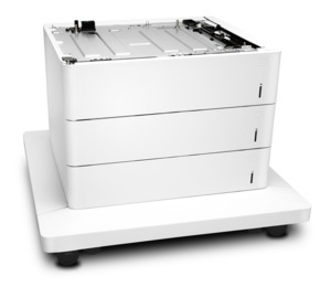 HP 3x 550-sheet Feeder and Stand