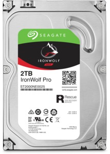 HDD Seagate IronWolf PRO 2 TB NAS