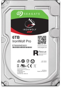 HDD NAS Seagate IronWolf PRO 6 TB