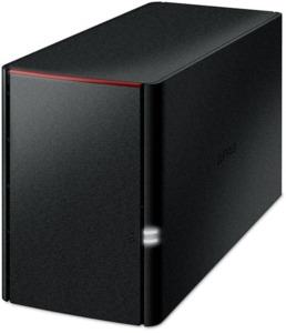 NAS desktop Buffalo LinkStation 220