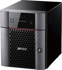 Buffalo TeraStation 3410DN 4Bay Desktop NAS