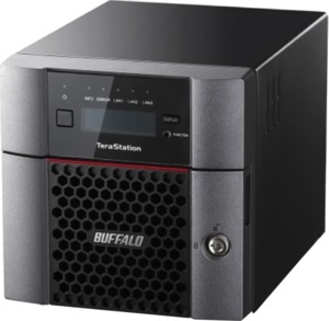 Buffalo TeraStation 5210DN Desktop NAS