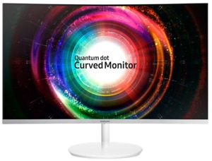 Samsung C27H711 LED Curved Monitor