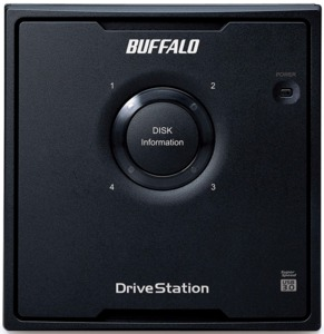 Buffalo DriveStation Quad DAS