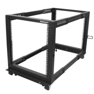 StarTech 12U 4-post Server Rack