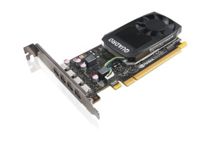 Lenovo NVIDIA Quadro P1000 Video Card
