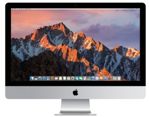 Apple iMac 5K 3.5GHz 68.6cm/27""