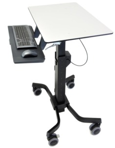 Ergotron TeachWell Mobile Workspace