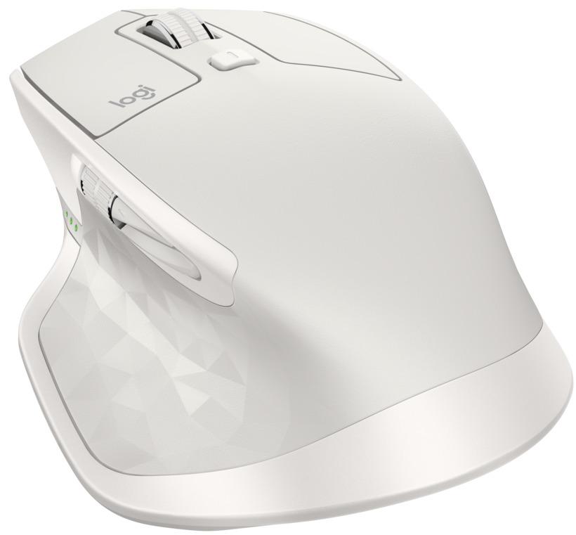 Buy Logitech MX Master 2S Mouse Light Grey (910-005141)