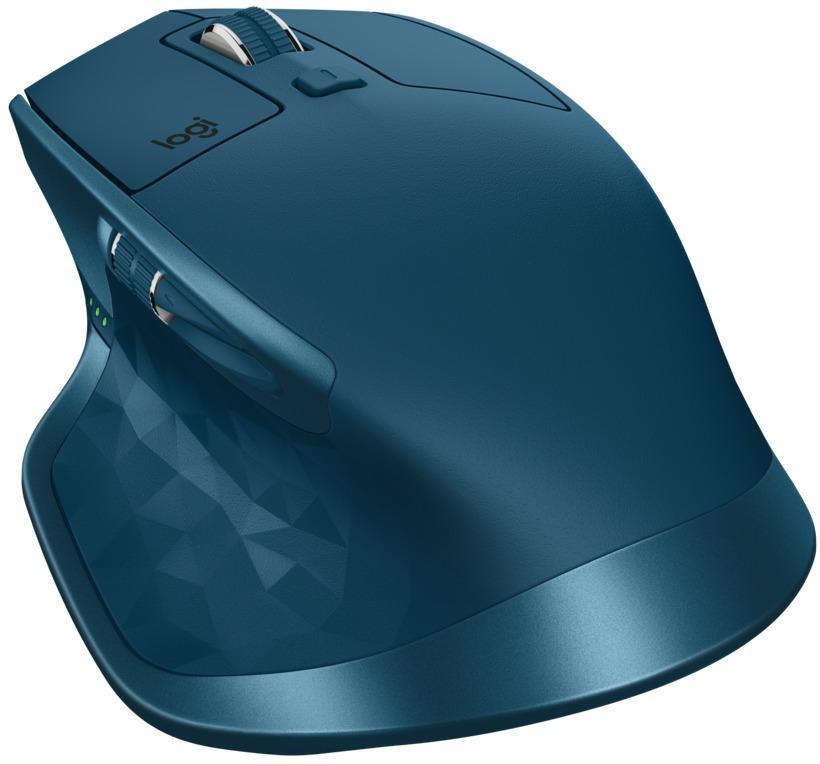 Buy Logitech MX Master 2S Mouse Dark Blue (910-005140)