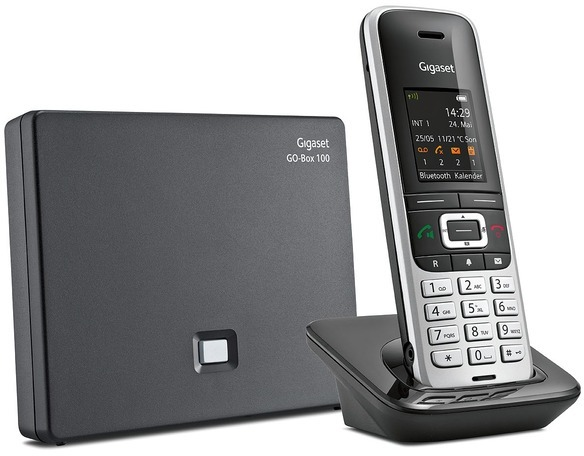 Buy Gigaset S850A GO Wireless Analogue Phone (S30852-H2625-B101)