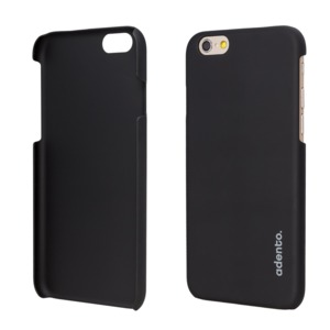 Cover PU Adento iPhone 6/s Plus, nera