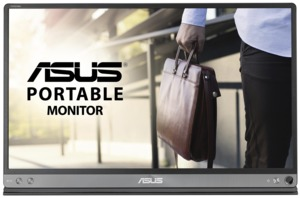Monitor port. Asus ZenScreen MB16AC