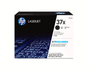 HP 37X Toner black