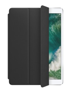 Apple iPad Pro 12.9 Leder Cover schwarz