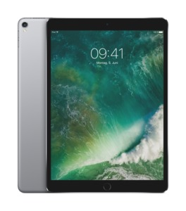 Apple iPad Pro 64GB 10.5 WiFi+Cell grau