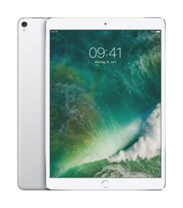 Apple iPad Pro 256GB 10.5 WiFi silb