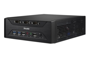 Shuttle XPC XC60J slim Barebone PC