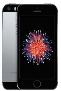 Apple iPhone SE 32GB Smartphone spacegra