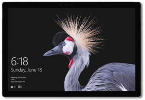 Microsoft Surface Pro 256GB LTE Tablet