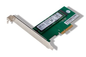 Lenovo ThinkStation M.2 SSD HP Adapter
