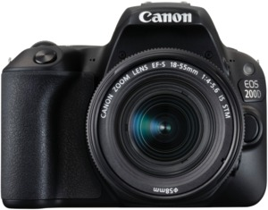 Canon EOS 200D + EF-S 18-55 IS STM Kit