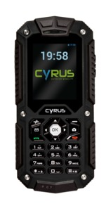 Cyrus CM 6 Outdoor Mobile Phone