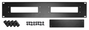 Shuttle Rack Mount Front Plate 2U