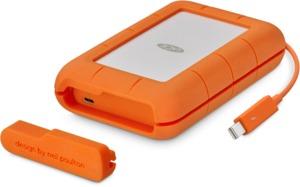 LaCie Rugged Thunderbolt USB-C 5TB HDD